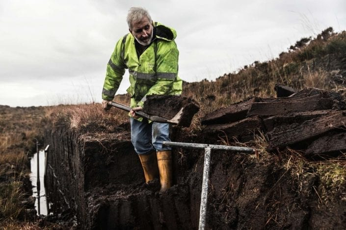 is peat sustainable