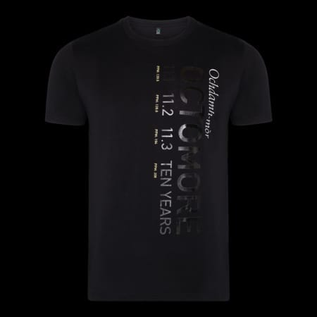 Octomore 11s t-shirt